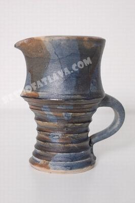 Gerhard Liebenthron handled vase