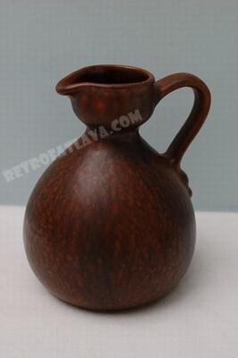 Steuler handled vase