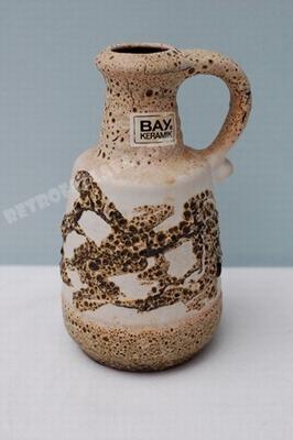 Bay Keramik handled vase