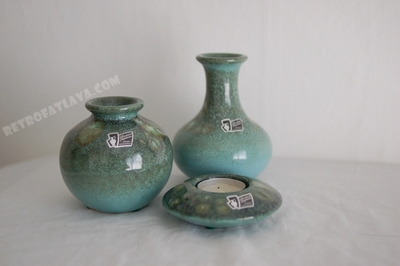 Silberdistel set of 3