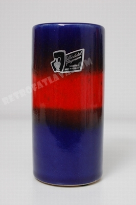 Silberdistel cilinder vase