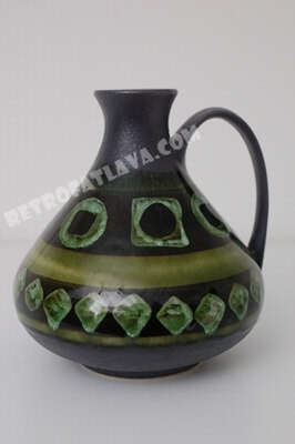 Dümler & Breiden handled vase
