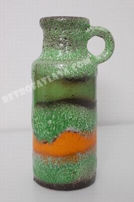 Scheurich hanlded vase