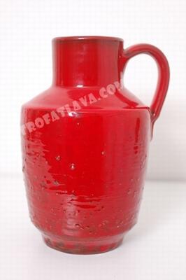 Hoy Töpferei handled vase