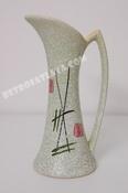 Scheurich handled vase