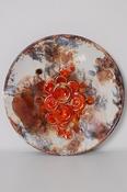 Ruscha Wall plate (Mushroom)