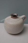 Strehla (VEB) handled vase