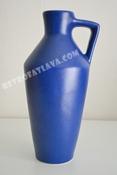 Silberdistel handled vase
