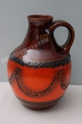 Bay Keramik handled vase