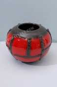 Ruscha small ball vase