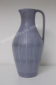 Marschner Töpferei handled vase
