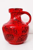 Gräflich Ortenburg handled vase